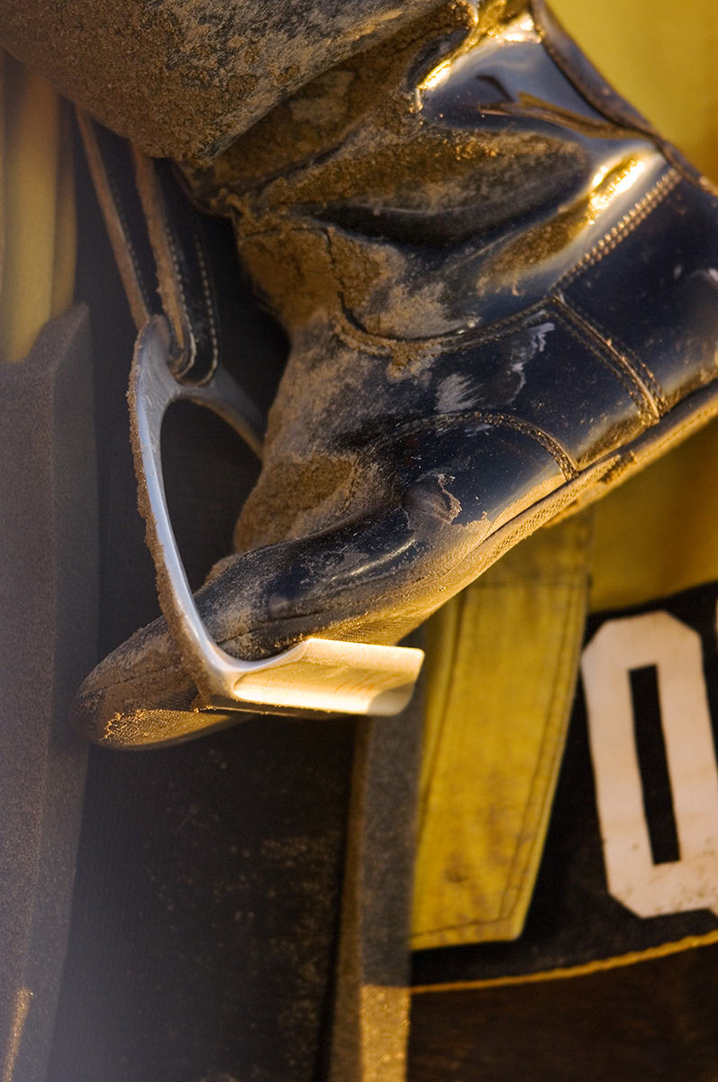 Jockey boot