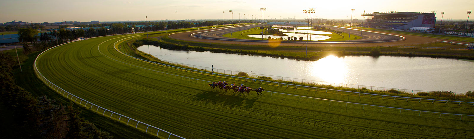 Woodbine Turf Course