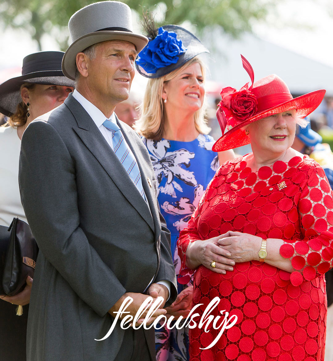 Thoroughbred Race Club - Fellowship